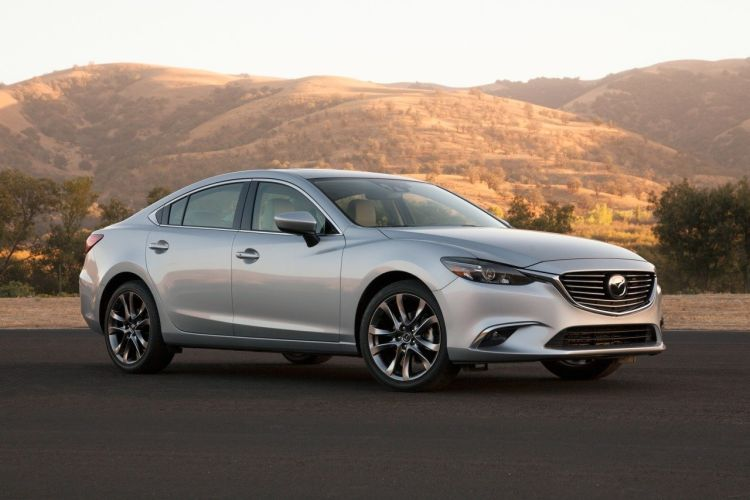 2017 Mazda6 Msrp 21 945 Best Small Car Under 25000