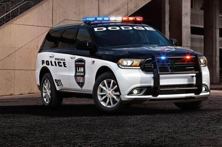 American Police Vehicles