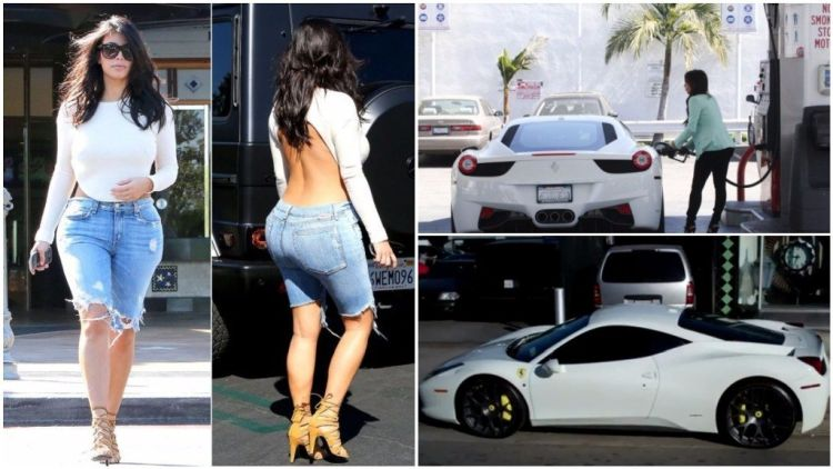 Celebrities Cars Collection