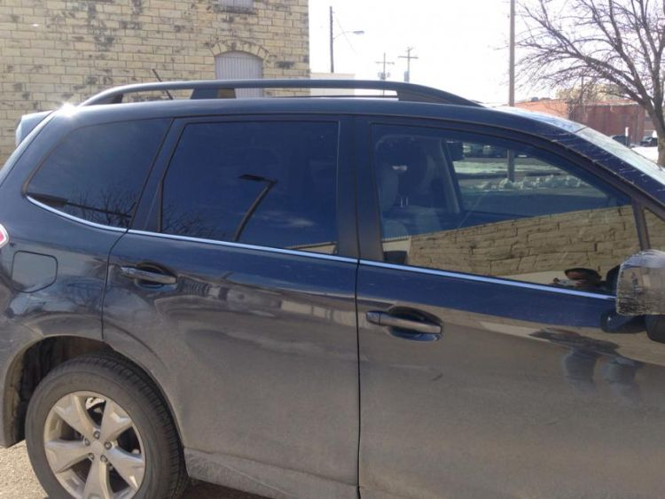 How To Remove Car Window Tinting