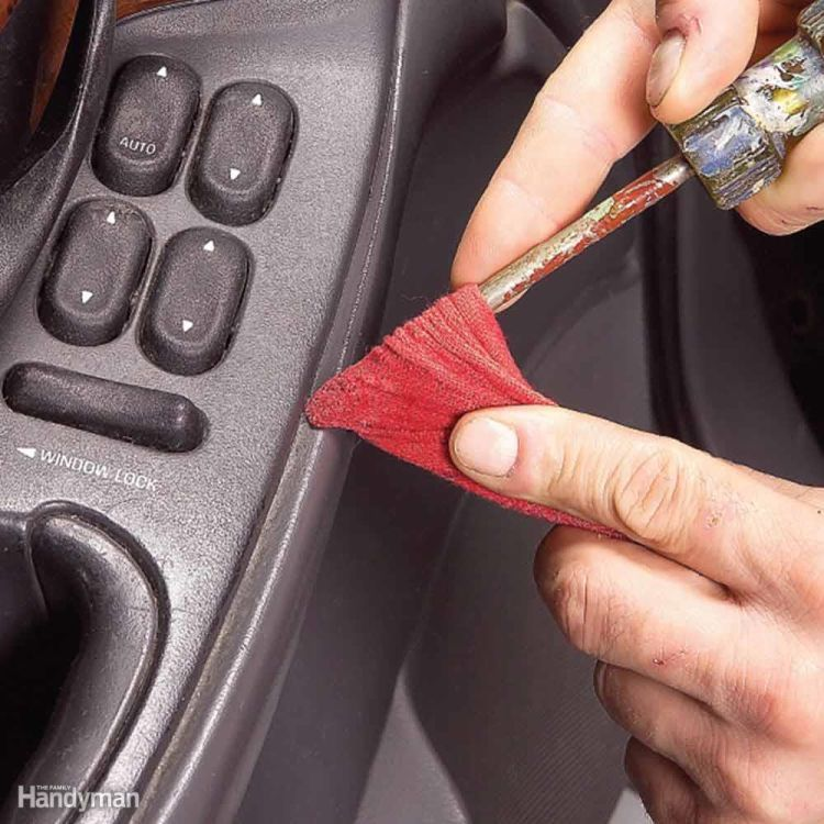 Car Interior Cleaning Hacks