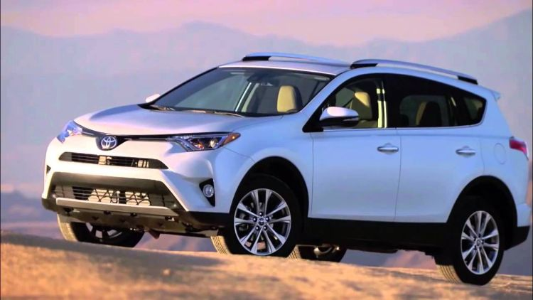 Toyota Rav4 Hybrid 2017 List Of Cars