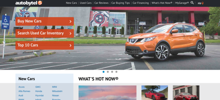 Best Places to Buy Used Cars Online