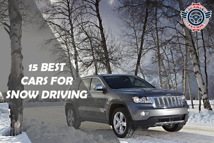 15 Best Cars For Snow Driving 2017 | Cars Techie