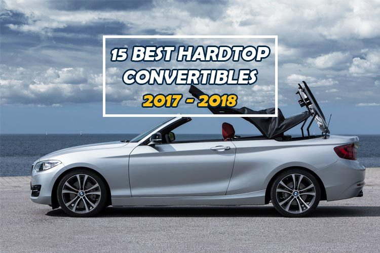 list of convertibles cars 15 best hardtop convertibles. Black Bedroom Furniture Sets. Home Design Ideas