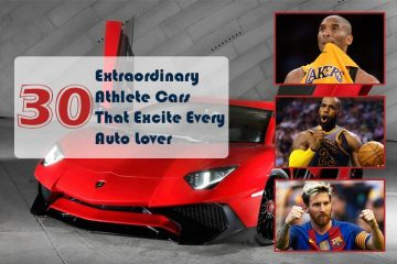 Extraordinary Athelete Cars