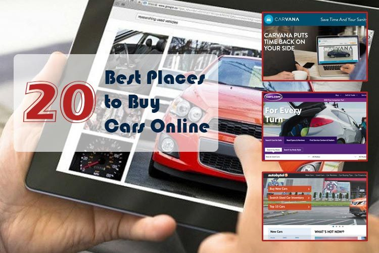 Car Buying Sites >> 20 Best Places To Buy Cars Online Best Online Car Buying Sites