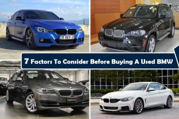 Buying a Used BMW
