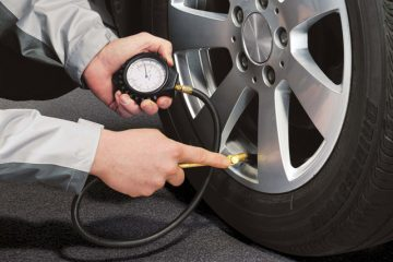 Monitor Tyre Air Pressure