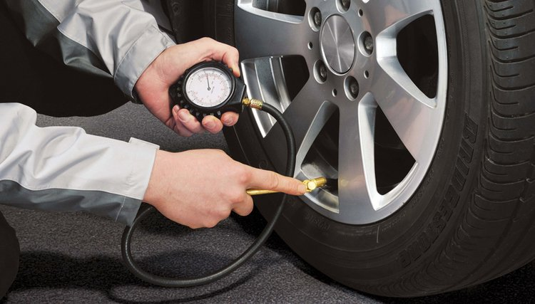 Car Tyre Replacement