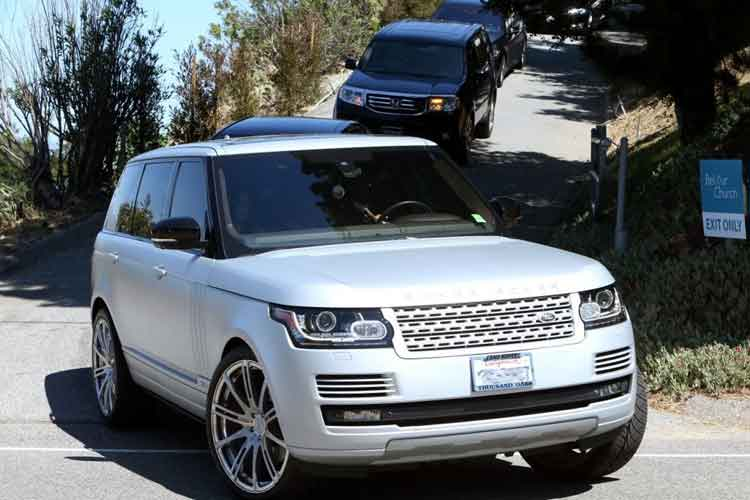 Kim Kardashian car collection
