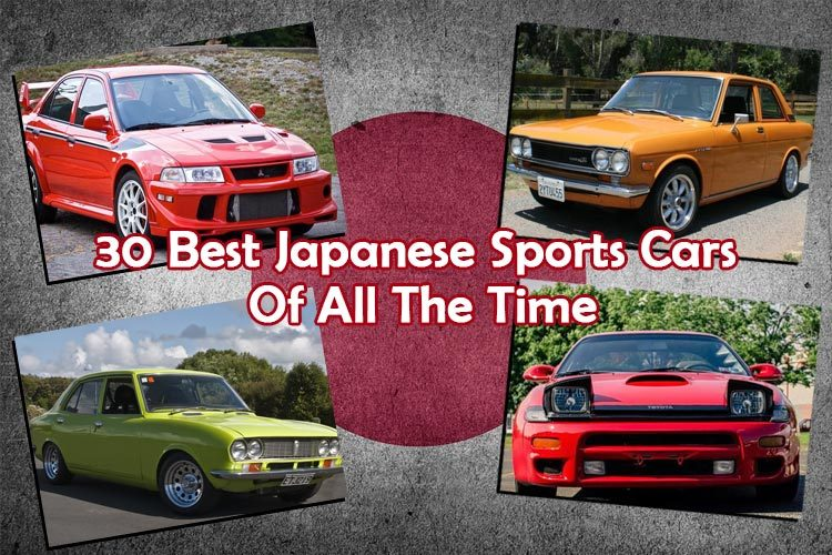 Best Japanese Sports Cars Of All The Time Cars Techie - Japanese sports cars