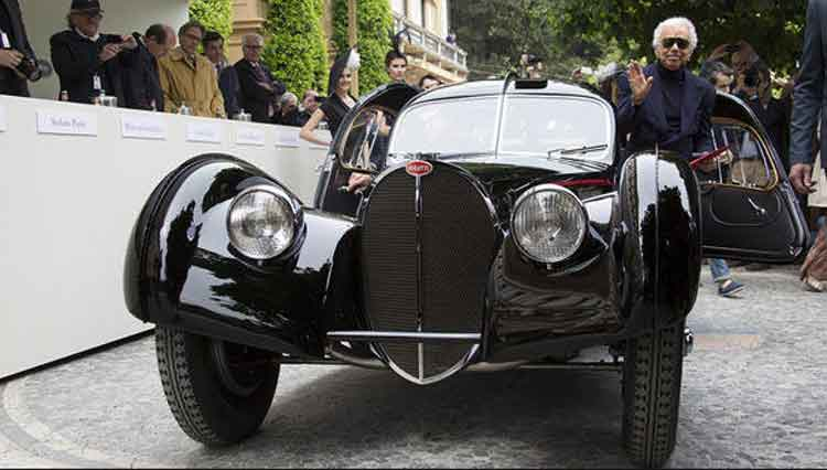 Ralph Lauren most expensive car