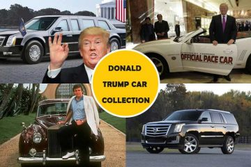 Donald Trump Car Collection