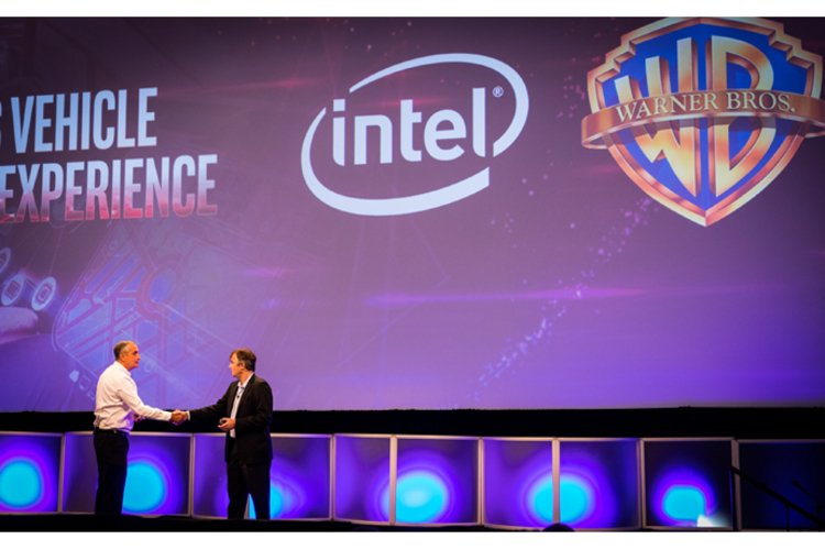 Intel & Warner Bros Partnership