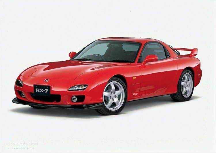 Japanese sports cars list