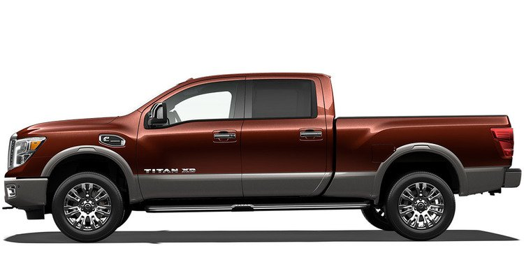 Full Size Pickup Trucks