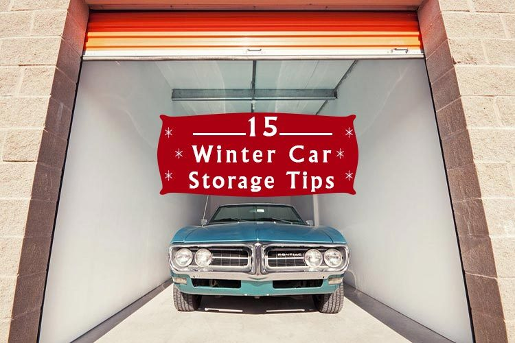 15 tips for winter car storage how to store your car for winters. Black Bedroom Furniture Sets. Home Design Ideas