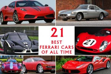 Best Ferrari Cars