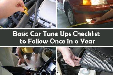 Car Tune Ups Checklist
