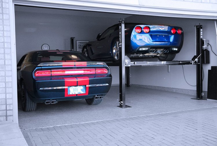 Classic Car Winter Storage