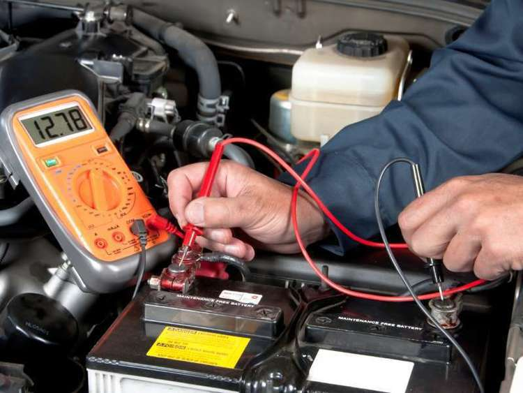 How to store a Car Battery for Winter