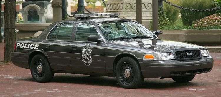Ford Cop Cars