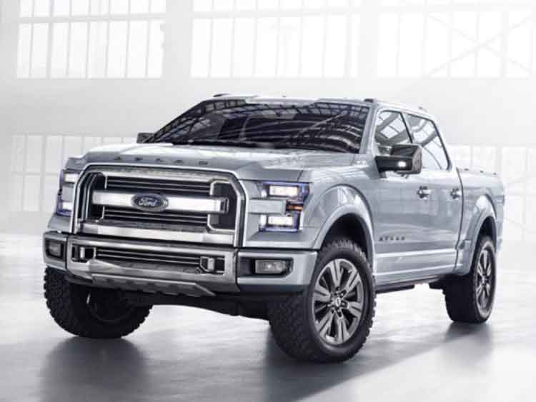 Ford F150 facts