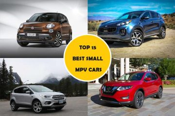 Small MPV Cars
