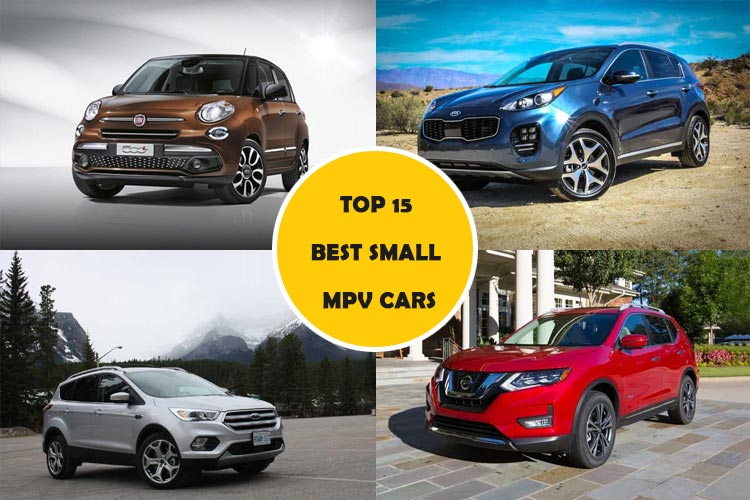 MPV Car List : Top 1