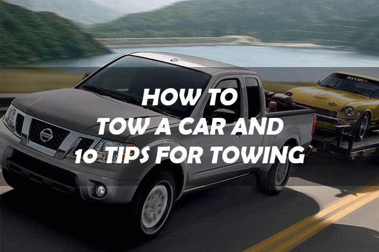 How to Tow a Car