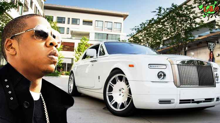 Jay Z most expensive car