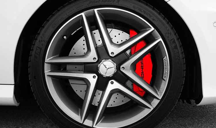 how to clean alloy wheels