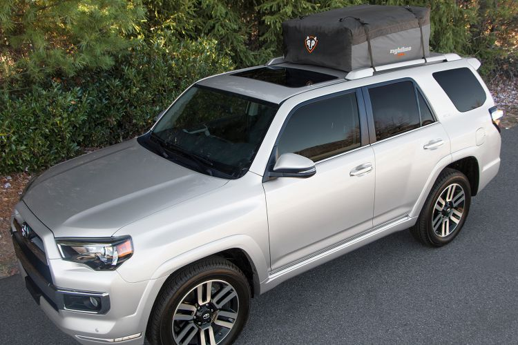Roof Mounted Cargo Boxes