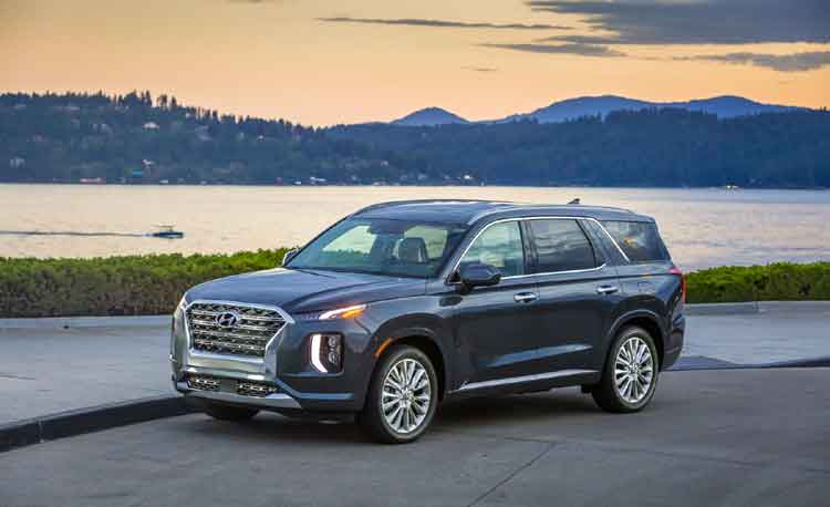 best 3 row SUV 2020